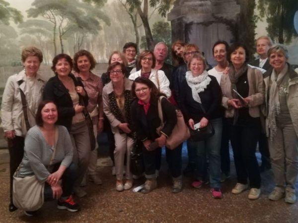 Visita alla Boschereccia di Palazzo Hercolani