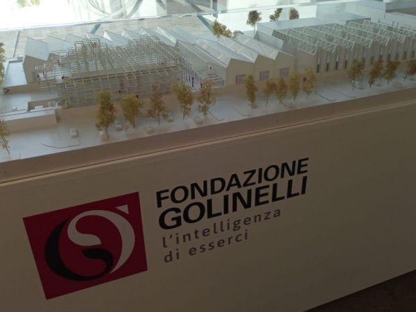 Visita all'Opificio Golinelli